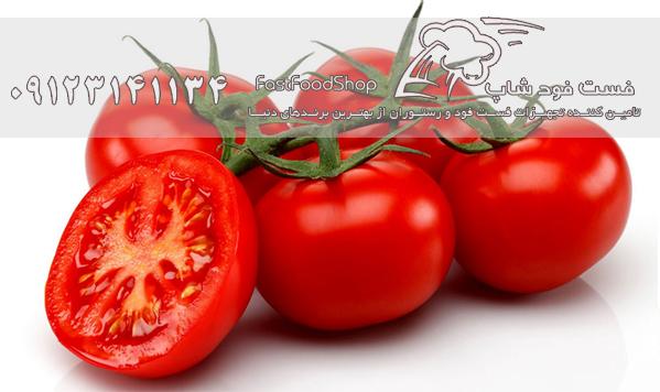 خرید اسلایسر گوجه Nemco برای راهاندازی فست فود